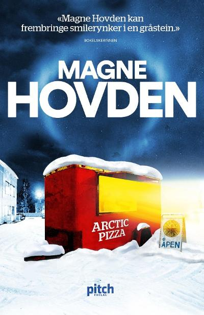 Arctic pizza - Magne Hovden