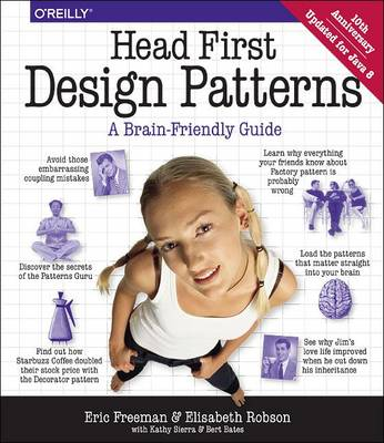 Head First Design Patterns - Elisabeth Freeman