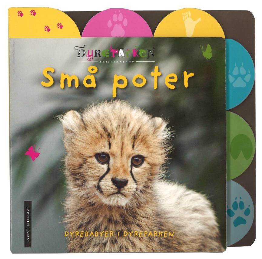 Sma Poter Kristiansand Dyrepark Kartonert 9788202562526