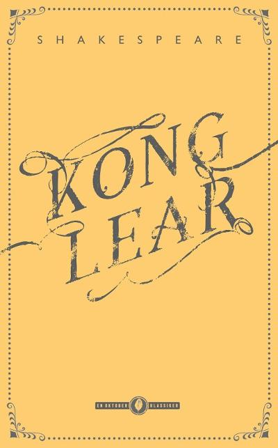 Kong Lear - William Shakespeare