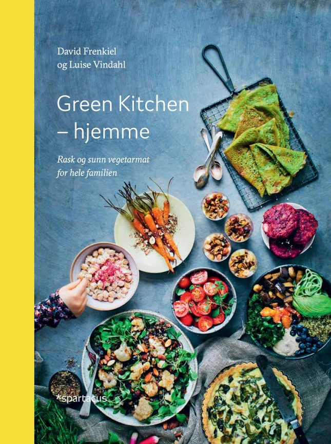 Green kitchen - hjemme - David Frenkiel