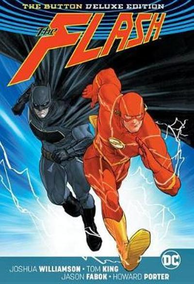 Batman/The Flash The Button Deluxe Edition (International Version) - Tom King