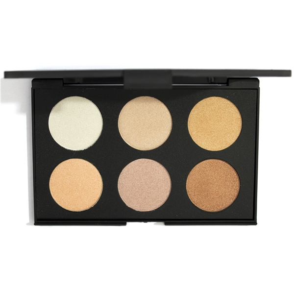 Pashion Highlight Palette - Pashion Stockholm