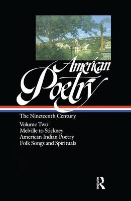 American Poetry: The Nineteenth Century - John Hollander