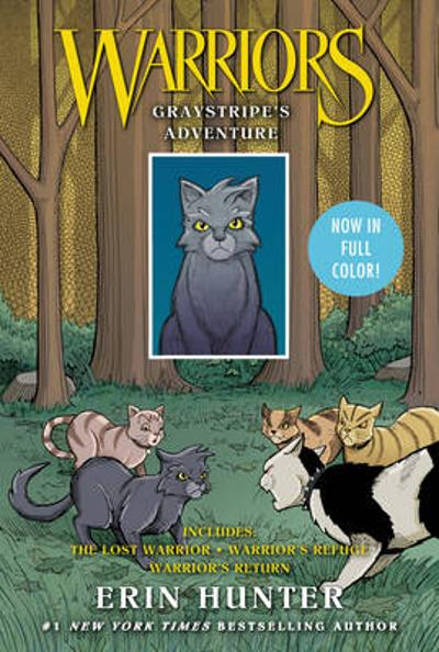 Warriors: Graystripe's Adventure - Erin Hunter
