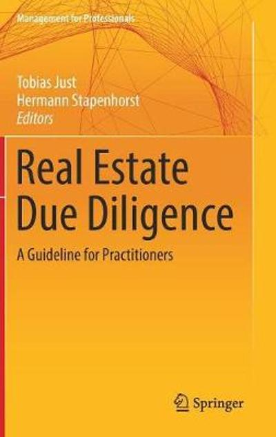 Real Estate Due Diligence - Tobias Just