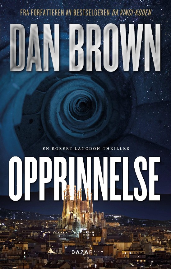 Opprinnelse - Dan Brown