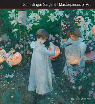John Singer Sargent Masterpieces of Art - Janet Tyson