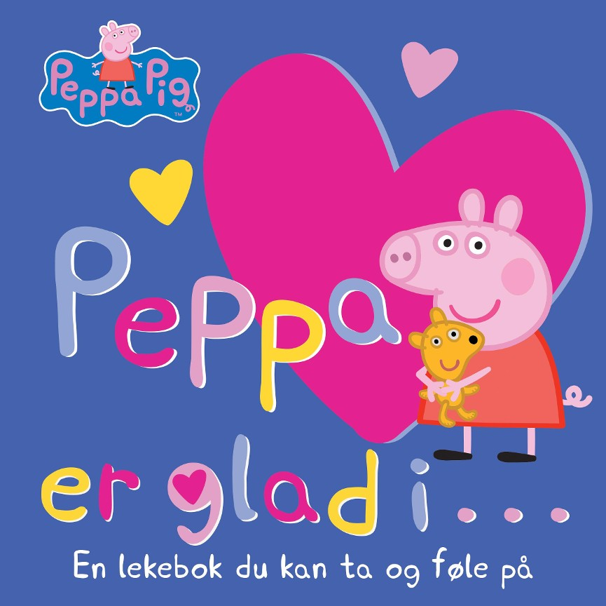 Peppa er glad i- - Jan Chr. Næss