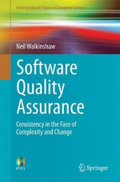 Software Quality Assurance - Neil Walkinshaw