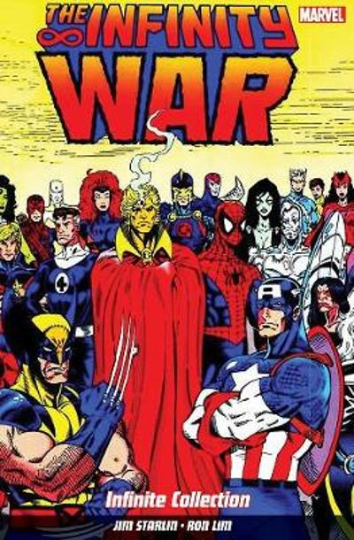 Infinity War: Infinite Collection - Jim Starlin