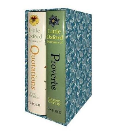The Little Oxford Gift Box - Susan Ratcliffe