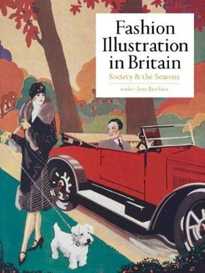 Fashion Illustration in Britain - Amber Jane Butchart