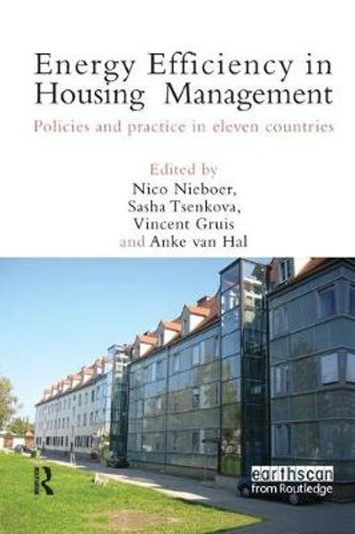 Energy Efficiency in Housing Management - Nico Nieboer