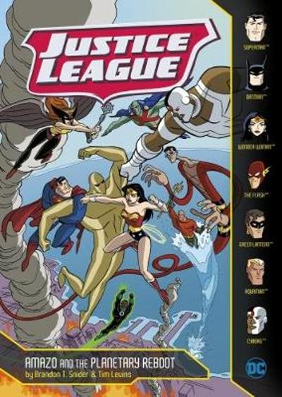 Justice League Pack A of 4 - Derek Fridolfs