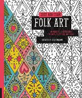 Just Add Color: Folk Art - Lisa Congdon