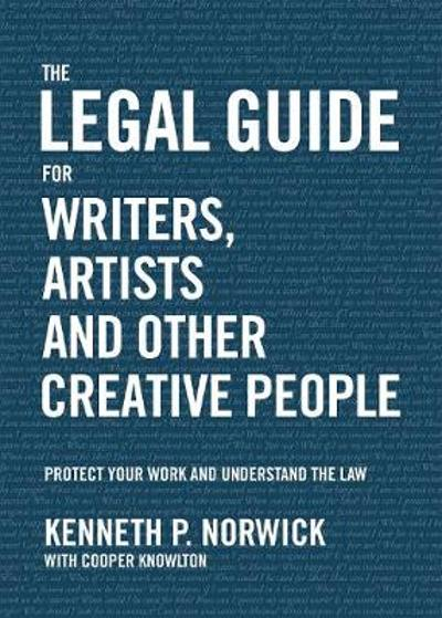 The Legal Guide - Kenneth P. Norwick