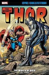 Thor Epic Collection: The Wrath Of Odin - Stan Lee Jack Kirby
