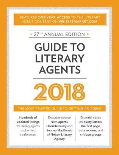Guide to Literary Agents 2018 - Cris Freese