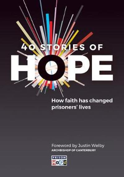 40 Stories of Hope - Justin Welby