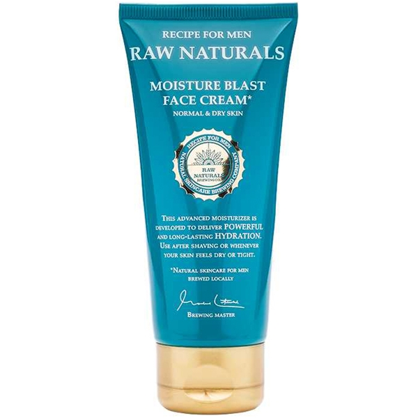 Moisture Blast Face Cream - Raw Naturals