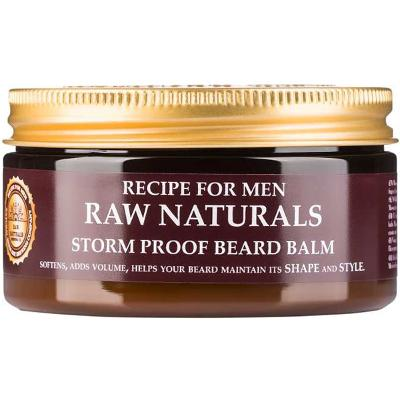 Storm Proof Beard Balm - Raw Naturals