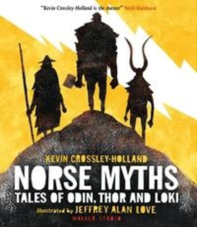 Norse myths - Kevin Crossley-Holland
