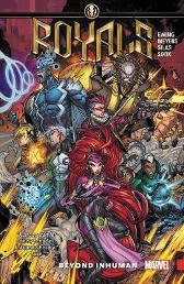 Royals Vol. 1: Beyond Inhuman - Al Ewing Ryan Sook Johboy Meyers