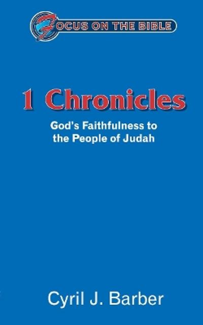1 Chronicles - Cyril J. Barber
