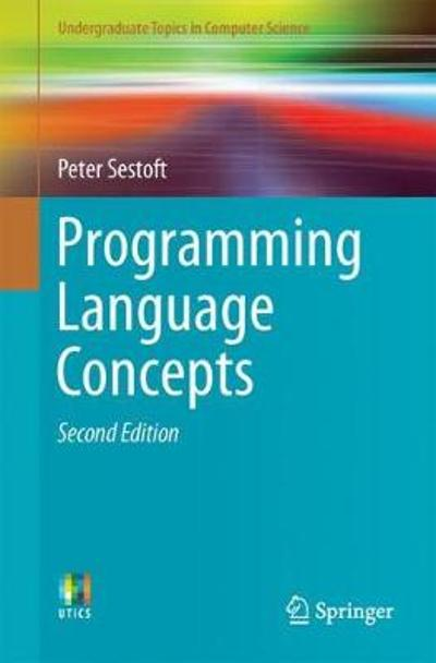 Programming Language Concepts - Peter Sestoft