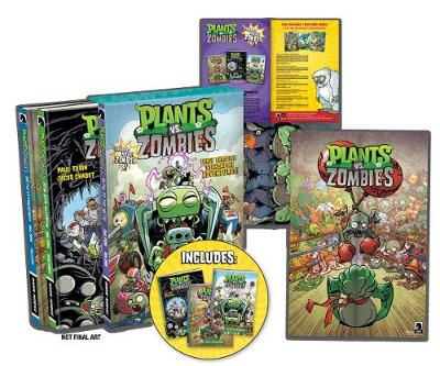 Plants Vs. Zombies Boxed Set 3 - Paul Tobin