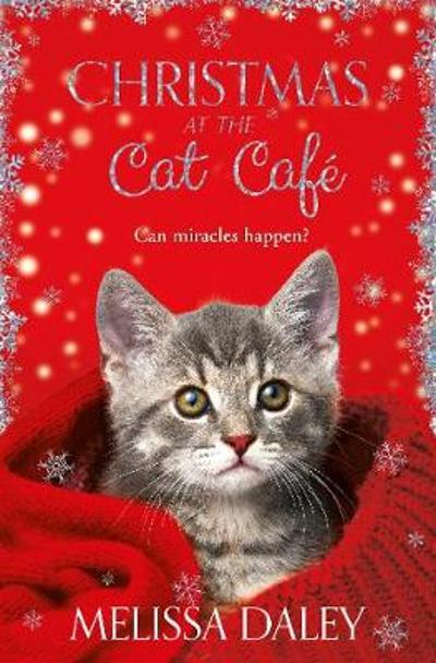 Christmas at the Cat Cafe - Melissa Daley