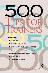500 Tips for Trainers - Phil Race