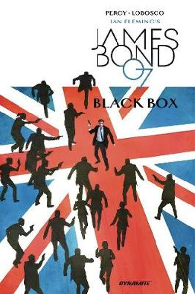 James Bond: Black Box - Benjamin Percy