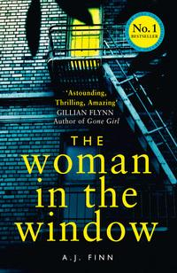 The woman in the window - A.J. Finn