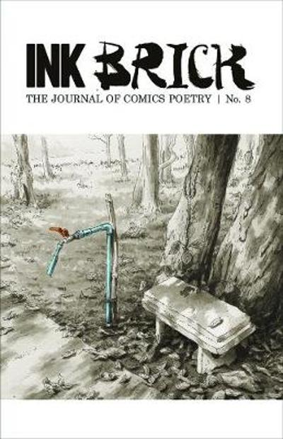 Ink Brick: The Journal of Comics Poetry, issue no. 8 - Alexander Rothman