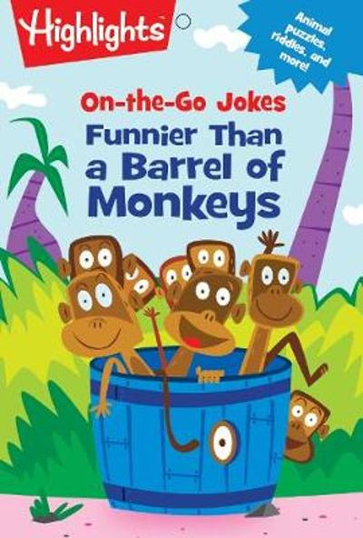 On-the-Go Jokes: Funnier Than a Barrel of Monkeys - Highlights