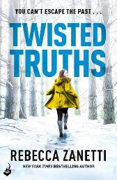 Twisted Truths: Blood Brothers Book 3 - Rebecca Zanetti