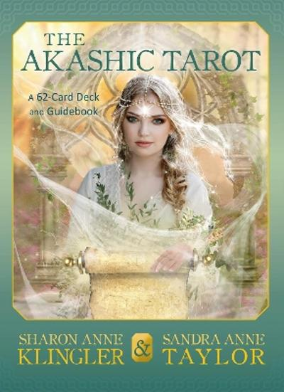 The Akashic Tarot - Sharon Anne Klingler