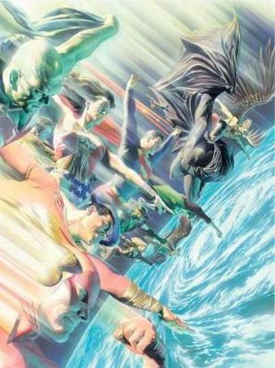 Absolute Justice League The World's Greatest Superheroes By Alex Ross & Paul Dini (New Edition) - Paul Dini