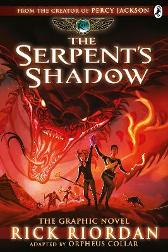The Serpent's Shadow: The Graphic Novel (The Kane Chronicles Book 3) - Rick Riordan