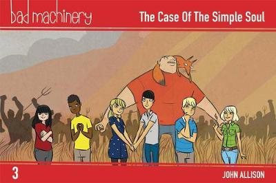 Bad Machinery Volume 3 - Pocket Edition - John Allison