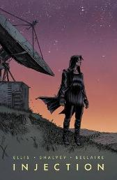 Injection Volume 3 - Warren Ellis Declan Shalvey Jordie Bellaire