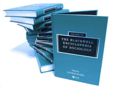 The Blackwell Encyclopedia of Sociology - George Ritzer