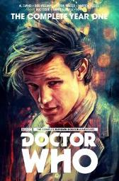 Doctor Who: The Eleventh Doctor Complete Year One - Al Ewing
