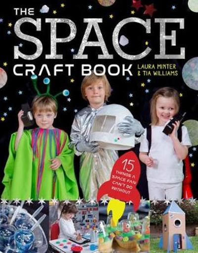 The Space Craft Book - Laura Minter