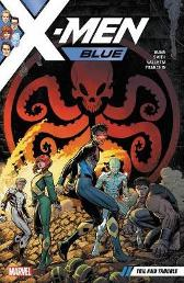 X-men Blue Vol. 2: Toil And Trouble - Cullen Bunn