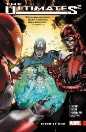 Ultimates 2 Vol. 2: Eternity War - Al Ewing Travel Foreman