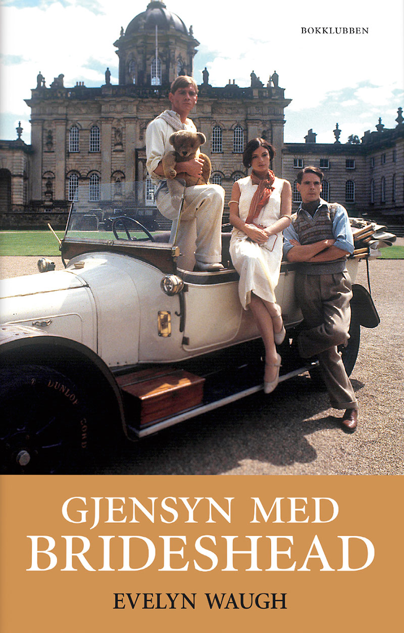 Gjensyn med Brideshead - Evelyn Waugh