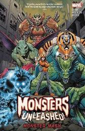 Monsters Unleashed Vol. 1: Monster Mash - Cullen Bunn David Baldeon